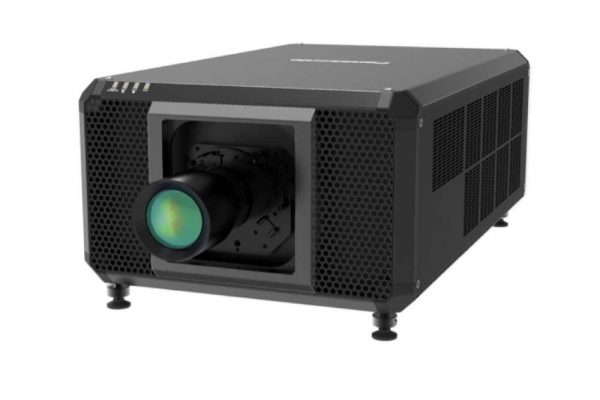 Panasonic unveils the world's smallest 50K lumen native 4K projector in the Middle East