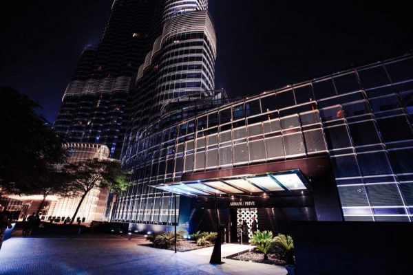 "A MEMORABLE ""BOOGIE WONDERLAND"" NEW YEAR'S EVE AT ARMANI/PRIVÉ"