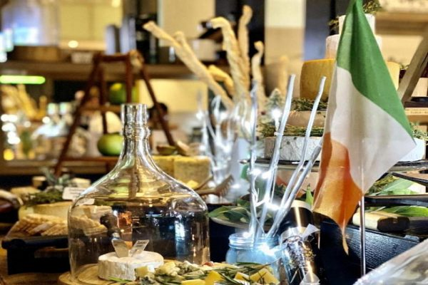Bord Bia partners with Media One Hotel to promote the finest cheeses from Ireland